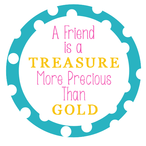 Free Printable Friendship Tag