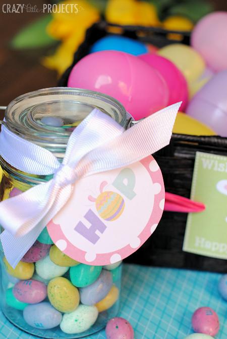 Cute printable Easter Tags