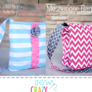 March Sew Crazy Challenge: It's In the Bag