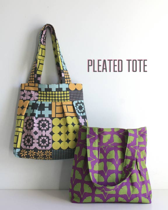 15 More Bags to Sew - Crazy Little Projects