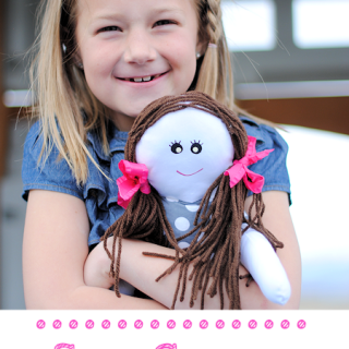 April Sew Crazy Challenge: Shower the Little Ones with Love