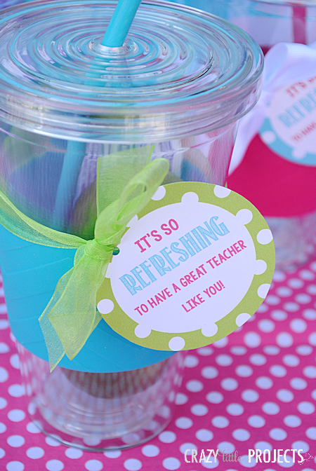 Free Printable Teacher Appreciation Gift Tag