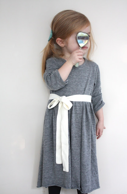 Simple Knit Dress Pattern : 25 Dress Patterns {for girls of all ages!} - Crazy Little Projects
