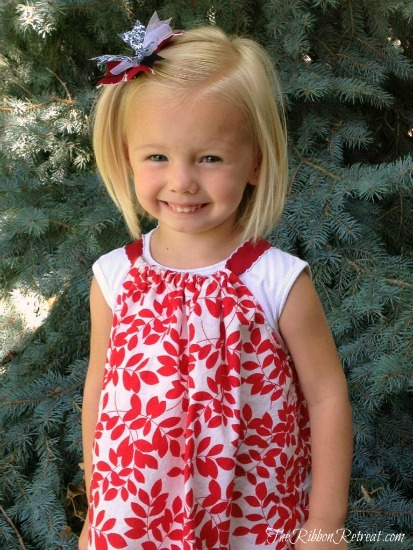 036e45875 25 Free Dress Patterns for Girls  of all ages!  - Crazy Little Projects