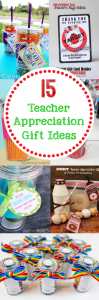 15 Teacher Appreciation Gift Ideas