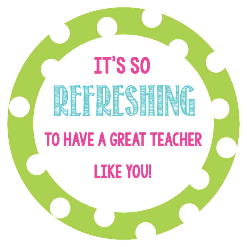 Teacher appreciation gifts cute cups free tags printable teacher appreciation tag negle Gallery