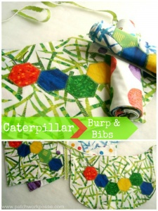 Caterpillar Gift Set for Baby