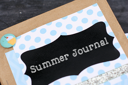 Paper Bag Journal Tutorial