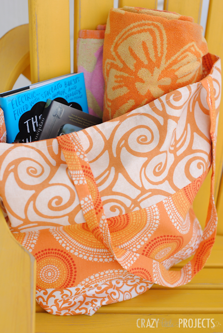 Tote Bag Pattern for Summer