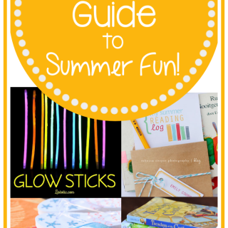 The Ultimate Guide to Summer Fun: Tons of Fun Summer Ideas