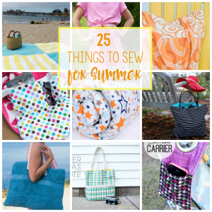 Things to Sew for Summer