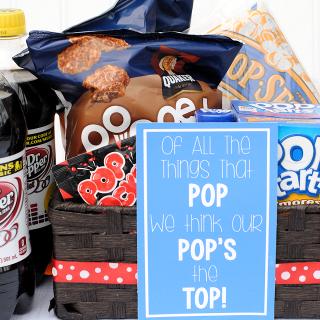 """Pop's"" Day Gift Idea"