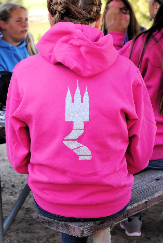 Girls Camp Shirt Ideas