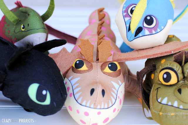 How to Train Your Dragon Party Favors Idea