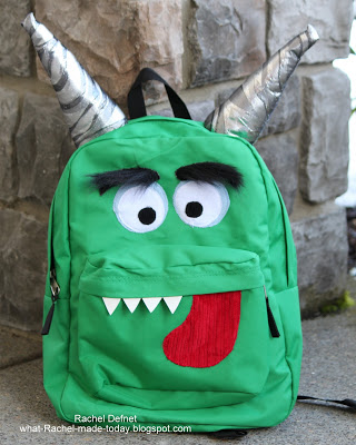 Monster Backpack 2