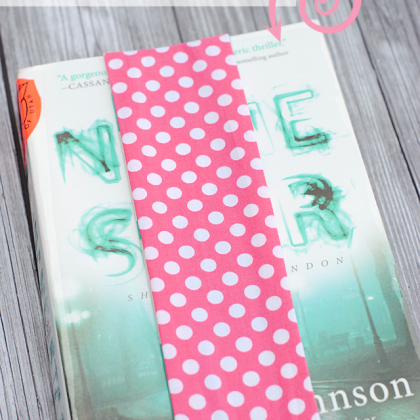 Make Your Own Bookmark in 5 Minutes