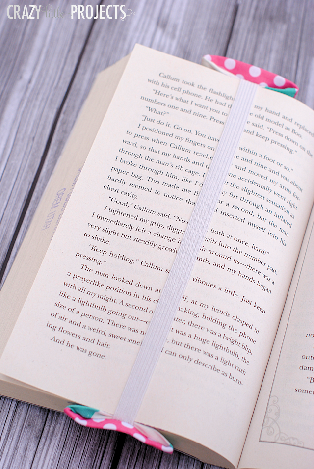 Bookmark Tutorial: Make a bookmark that won't get lost.