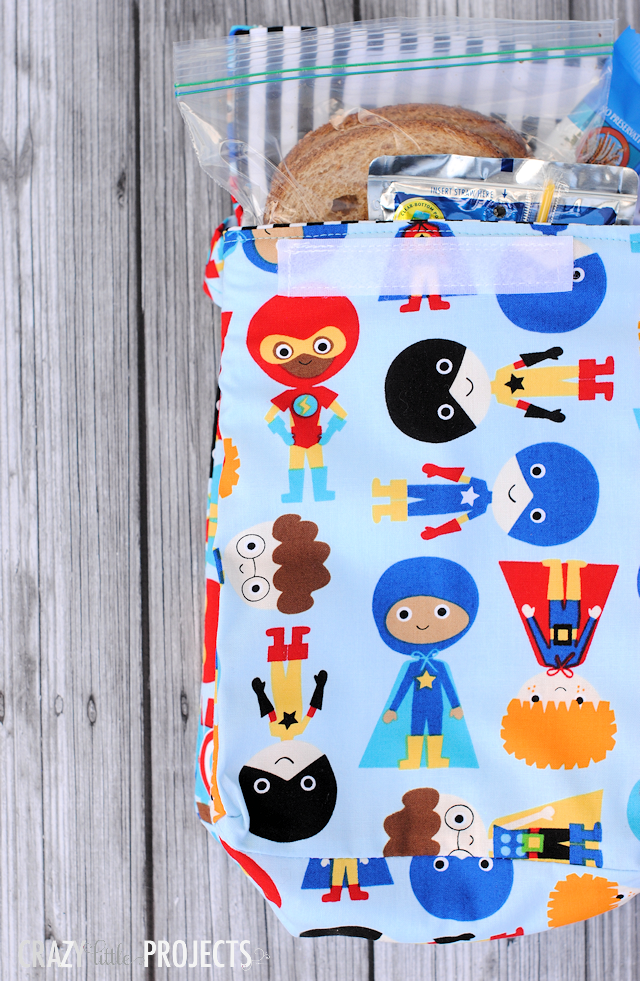 Make a Cute Kids Lunch Box