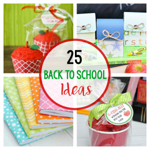 25 Super Fun Back to School Ideas