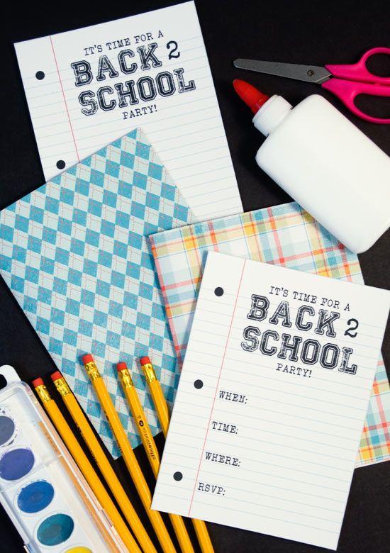 Backtoschoolpartyinvites