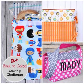 August Sew Crazy Challenge