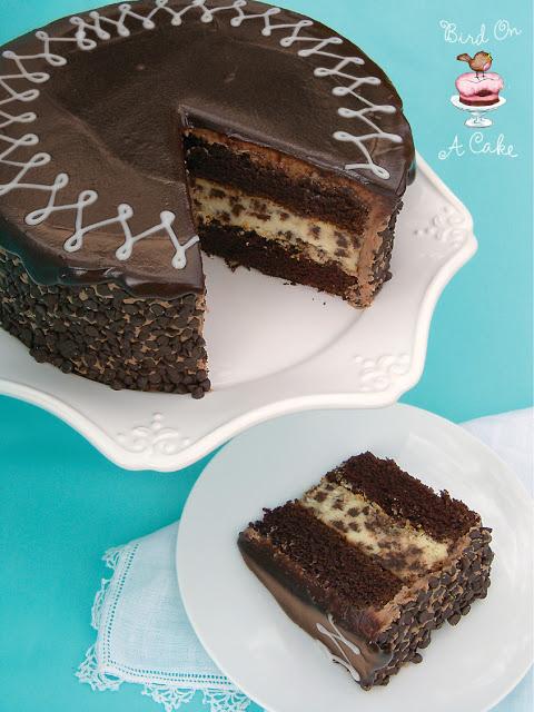 Chocolate Chip Cheesecake Cake5 logo