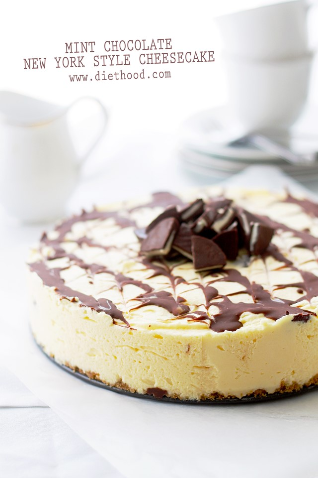 Chocolate-Mints-New-York-Cheesecake-Diethood
