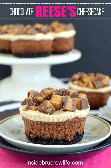 Chocolate-Reeses-Cheesecake