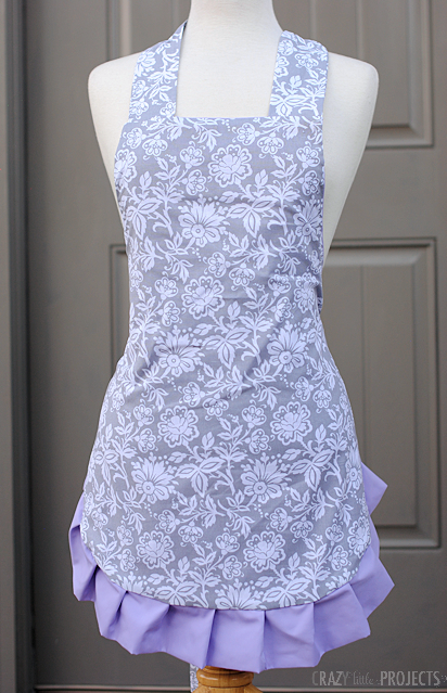 Flirty Apron Pattern