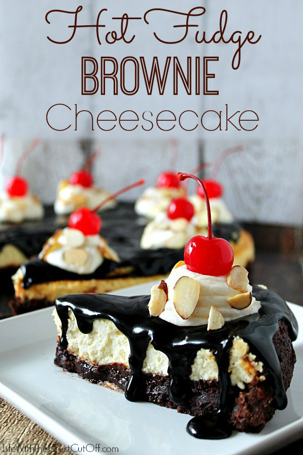 Fall Baking: 25 Cheesecake Recipes - Crazy Little Projects