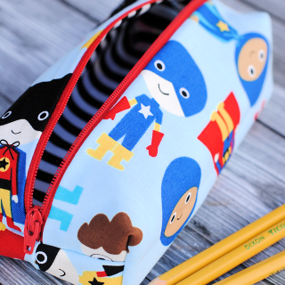 Pencil Bag Pattern