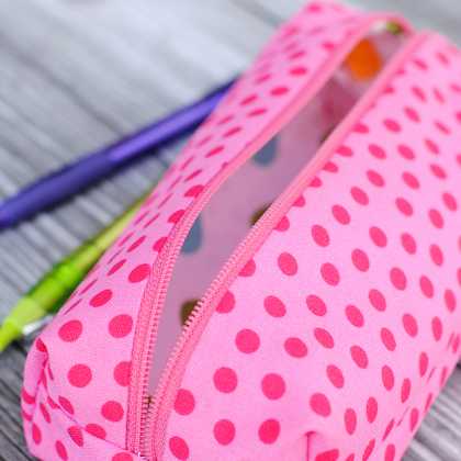 Cute Pencil Case Pattern