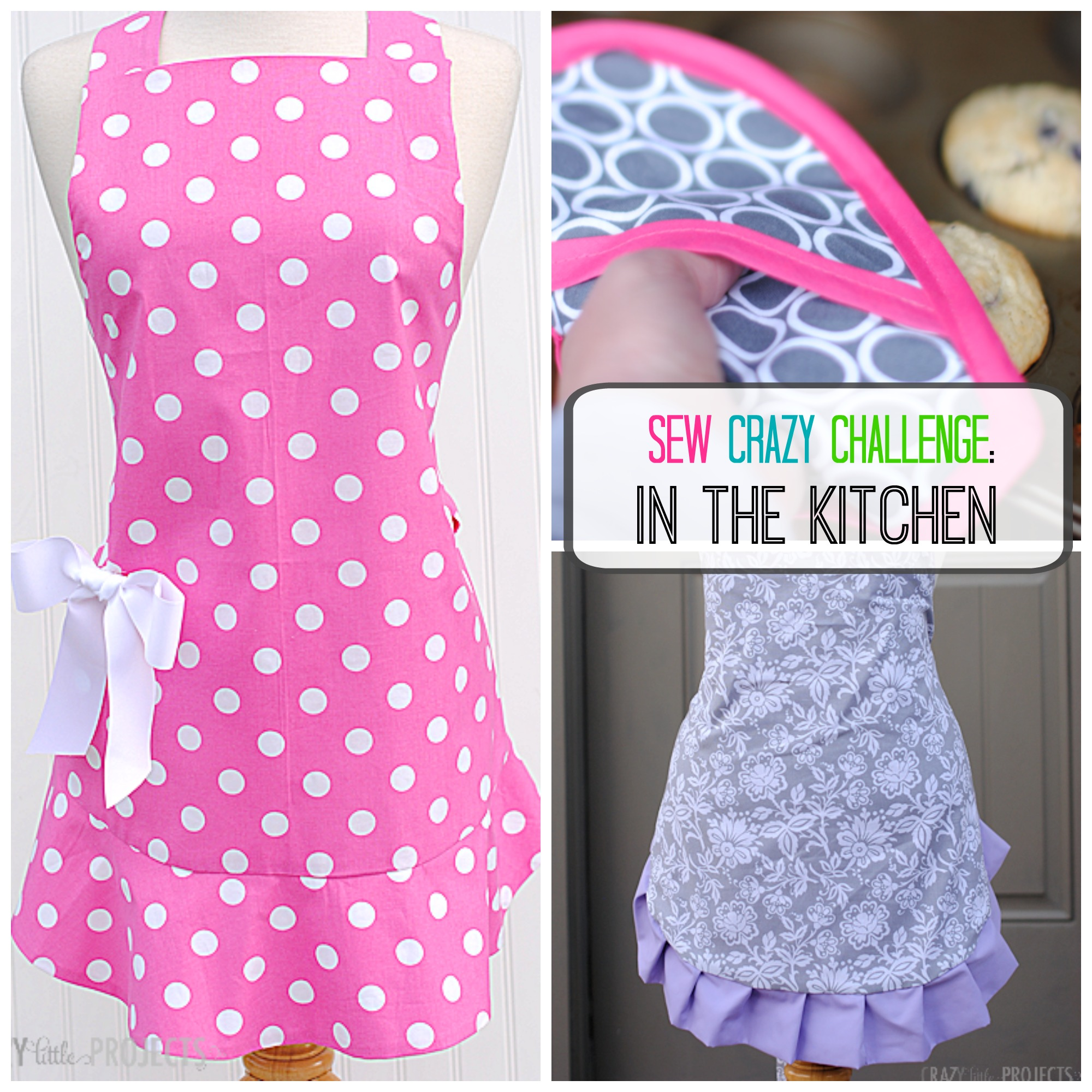 Sewing Challenge-Sew a project, enter to win prizes!