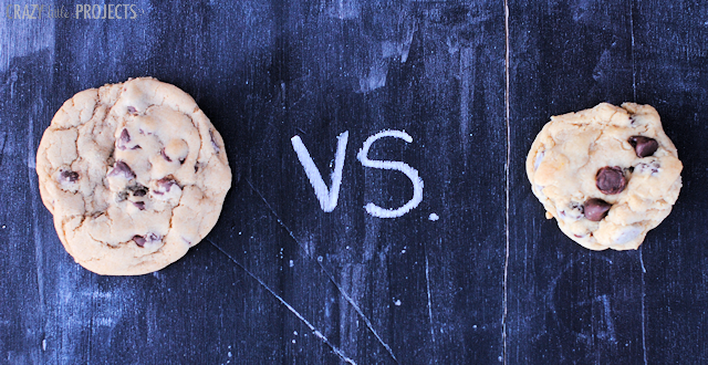 The Search for the Best Chocolate Chip Cookies