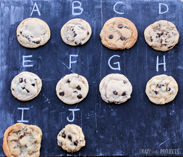 Which Chocolate Chip Cookie is Best?