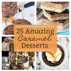 Caramel Desserts