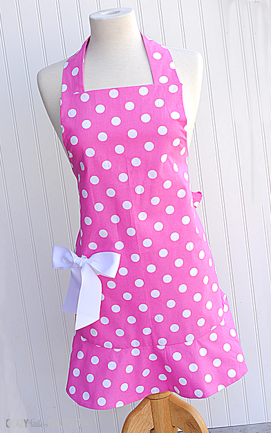 Cute Apron Pattern