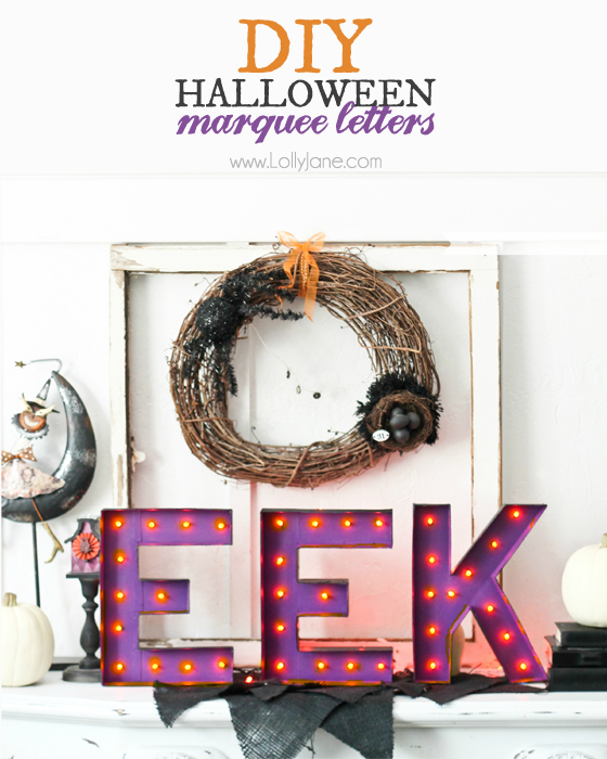 25 DIY Halloween Decorations To Make This Year