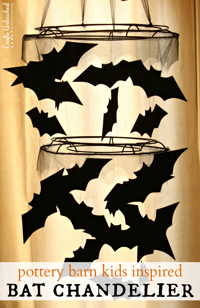 DIY-Halloween-bat-chandelier-Crafts-Unleashed