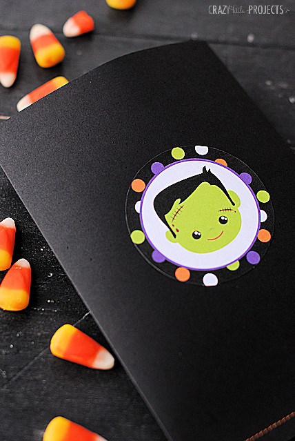 Free Halloween Stickers