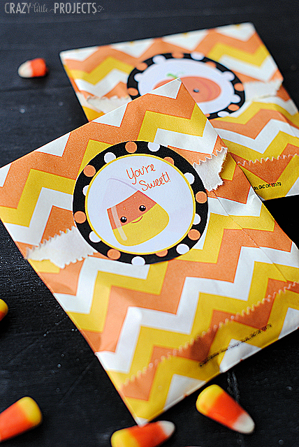 Cute Free Printable Halloween Stickers and Tags