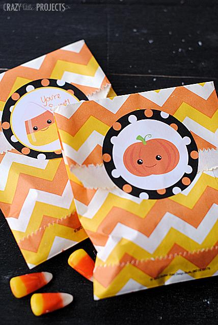 Printable Halloween Stickers