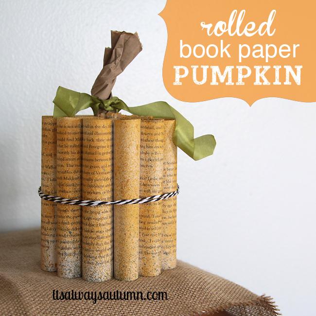 pumpkin-rolled-book-paper-tutorial-DIY