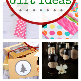 100 Handmade Gift Ideas