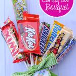 Candy Bar Birthday Bouquet