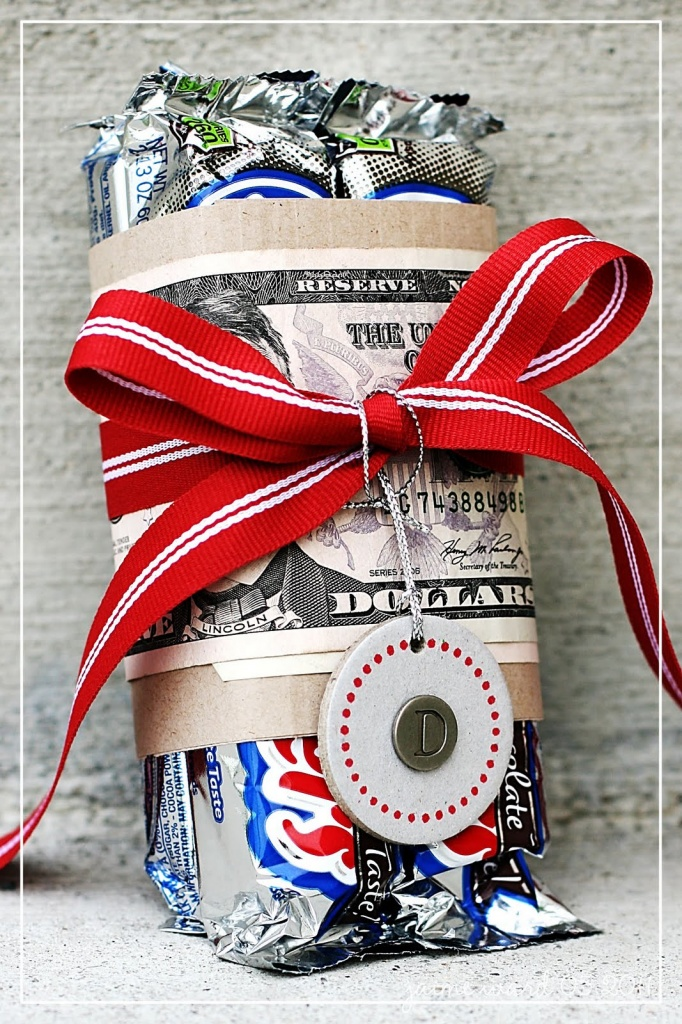 Candybarmoney - 25 Creative & Cheap Christmas Gifts (that Cost Under $10) - Crazy