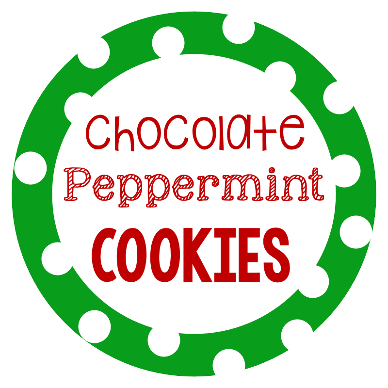 Chocolatepeppermintcookies