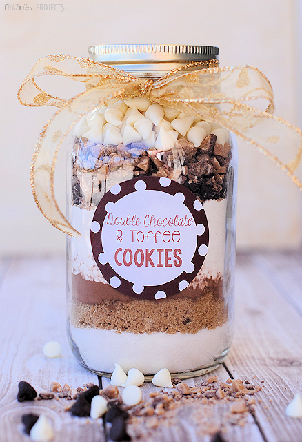 Cookies in a Jar Gift for the Holidays
