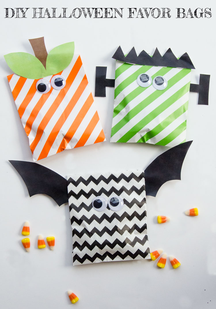 25 School Halloween Party Ideas for Kids - Crazy Little Projects
