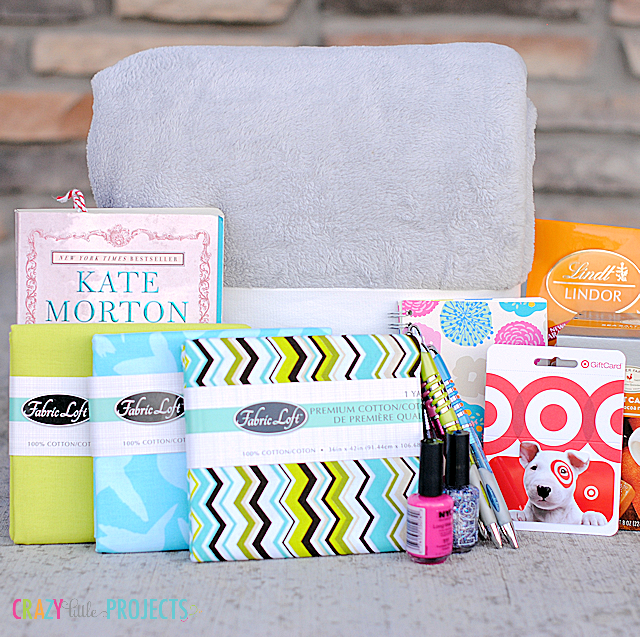 Amber's Favorite Things Giveaway